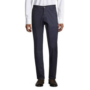 Ben Sherman Men's Slim-Fit Stretch-Cotton Pants - Navy Blazer - Size 36 32  Navy Blazer  male  size:36 32