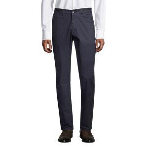 Ben Sherman Men's Slim-Fit Stretch-Cotton Pants - Navy Blazer - Size 34 32  Navy Blazer  male  size:34 32