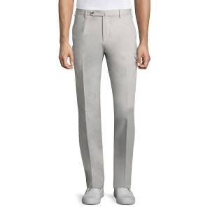 GTA 1955 Men's Cotton Cargo Pants - Medium Grey - Size 52 (36)  Medium Grey  male  size:52 (36)