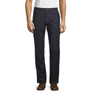 GTA 1955 Men's Cargo Pocket Wool Trousers - Light Grey - Size 40  Light Grey  male  size:40