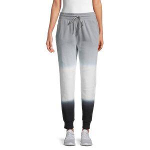 Splendid Women's Dip-Dyed Joggers - Grey Black - Size M  Grey Black  female  size:M