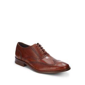Cole Haan Men's Williams Leather Wingtip Brogues - British Tan - Size 10.5  British Tan  male  size:10.5