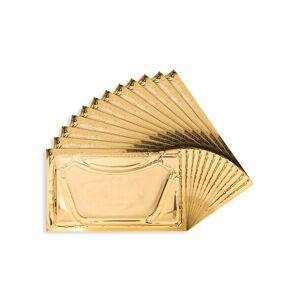 D24K Cosmetics Women's 12-in-1 Deep Tissue 24K Gold Regeneration Neck Mask      size: