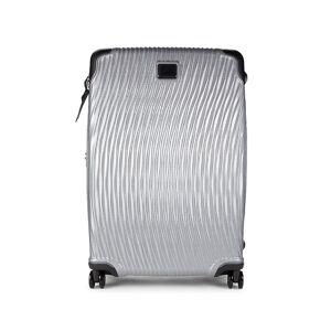 Tumi Worldwide Trip Hardside Suitcase - Silver  Silver  female  size:one-size