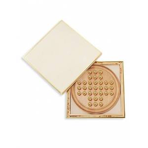 Aerin Shagreen French Solitaire Set