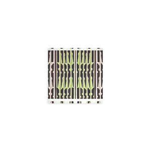 VIDA Wood Wall Art - 12x12 - Harmonius ( Vol. 6 ) in Green/Yellow by VIDA Original Artist  - Size: Small