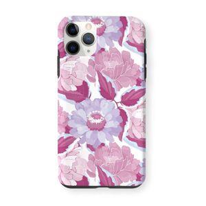 VIDA iPhone Case - Marron Violet Burgundy Ga by VIDA Original Artist  - Size: iPhone 11 Pro Max / Tough