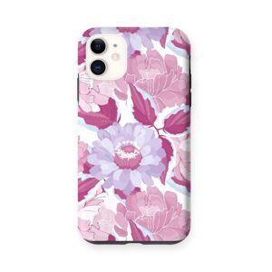 VIDA iPhone Case - Marron Violet Burgundy Ga by VIDA Original Artist  - Size: iPhone 11 / Tough