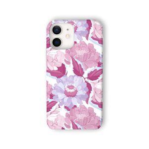 VIDA iPhone Case - Marron Violet Burgundy Ga by VIDA Original Artist  - Size: iPhone 12 / 12 Pro / Ultraslim