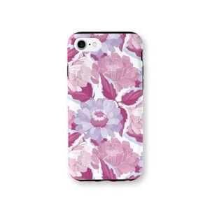 VIDA iPhone Case - Marron Violet Burgundy Ga by VIDA Original Artist  - Size: iPhone 7/8 / Tough