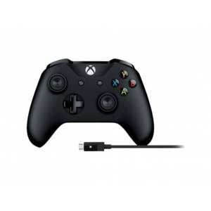 Microsoft Xbox Controller + Cable for Windows 4N6-00001 -
