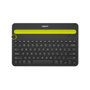Logitech Bluetooth Multi-Device Keyboard K480 920-006342 -
