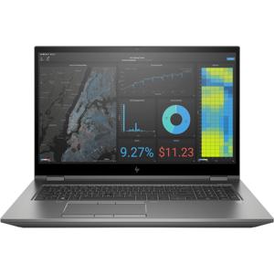 HP ZBook Fury 17 G7 Workstation Intel Core i9 10th Gen 512 GB SSD Intel UHD Graphics 16 GB DDR4 Windows 10 Pro 2B1G4UT#ABA -