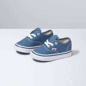 Vans Toddler Authentic (Navy)  - Size: 5.5 Toddler