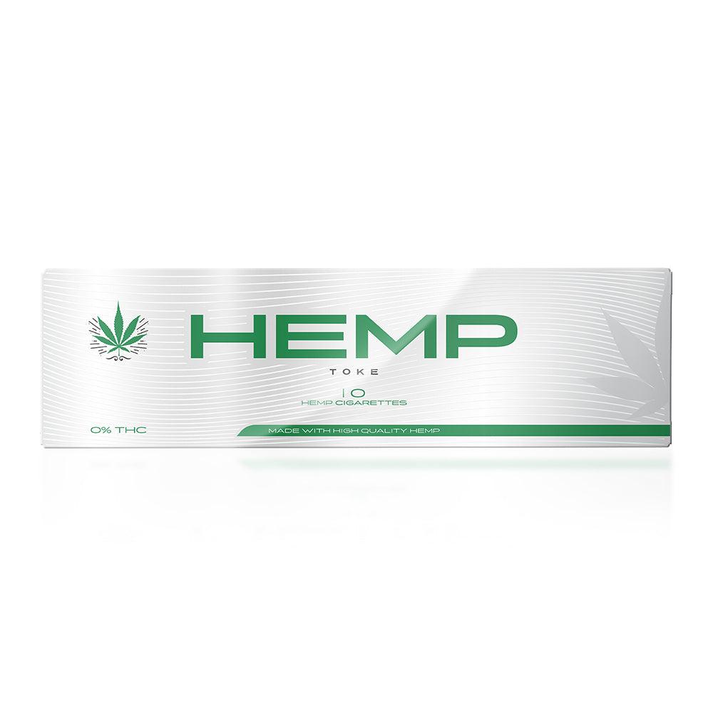 CBDMall Hemp Toke Hemp Cigarettes - 10 Pack