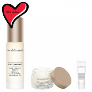 bareMinerals Mini Skinlongevity Long Life Herb Trio