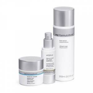 bareMinerals Protect & Clear Set