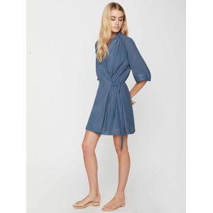 Brochu Walker The Halsey Dress; size: XS; Oceanic