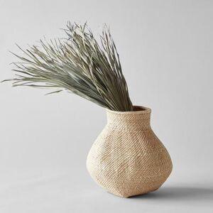 Bloomist Zongo Basket in Brown, Large
