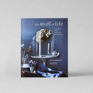 """Bloomist """"Bloomist The Stuff of Life Book, 8.7"""""""" x 1"""""""" x 11"""""""" / 208 pages"""""""