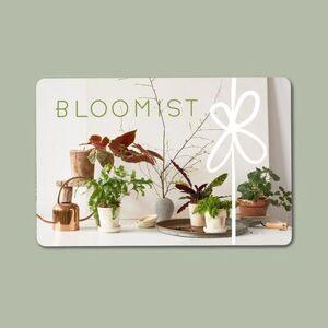 Bloomist E Gift Card   300.00