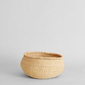 Bloomist Natural Bolga Nesting Basket, Large