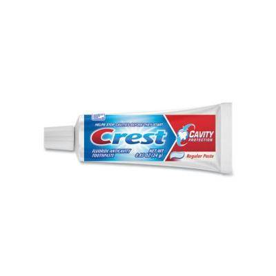 """Crest """"""""""""Crest Cavity Protection Travel Size Toothpaste, 0.85 Oz, 240 Tubes (Pgc30501)"""""""""""""""