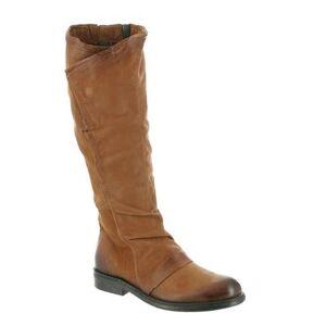 Miz Mooz Pim - Womens Euro 36 US 5.5 - 6 Brown Boot Medium