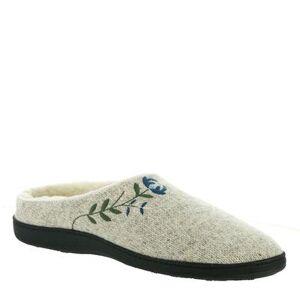 Acorn Flora Hoodback - Womens S Tan Slipper Medium