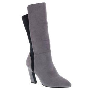 Bellini Chrome - Womens 12 Grey Boot Medium