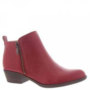 Lucky Brand Basel - Womens 6.5 Red Boot Medium