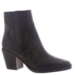 Lucky Brand Jaide - Womens 6 Black Boot Medium