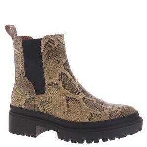 Lucky Brand Emali - Womens 7 Tan Boot Medium