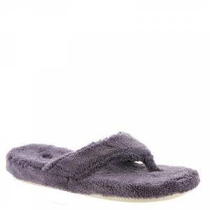 Acorn New Spa Thong - Womens S Blue Slipper Medium