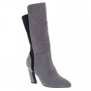 Bellini Chrome - Womens 8.5 Grey Boot W