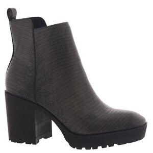 Lucky Brand Worrin - Womens 7.5 Black Boot Medium
