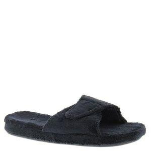 Acorn Spa Slide II - Womens XL Black Slipper Medium