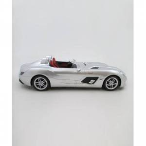 AZ Trading and Import Remote Control Toys - Silver Mercedes-Benz SLR Remote-Control Car