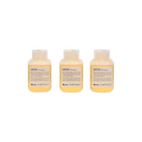 Davines Shampoo - Dede Delicate Shampoo - Set of Three