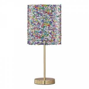 Signature Design by Ashley Furniture Indoor Table Lamps Multi - Mosaic Maddy Table Lamp