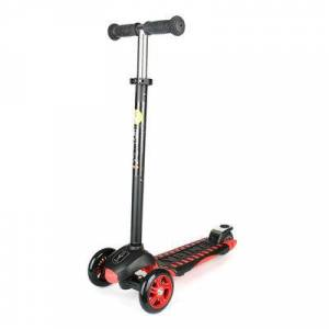 YBIKE Scooters - Black & Red GLX Pro Scooter