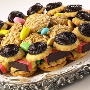Ferrara Bakery - Italian Cookie Tray - 2 lbs
