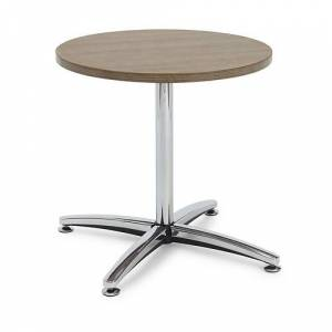 NBF Signature Series Encounter Round Pedestal Table