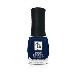 Barielle Moda Bleu (A Creamy Dark Navy/Purple) - Protect+ Nail Color w/ Prosina