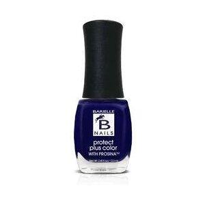 Barielle Midnight in Paris (A Creamy Midnight Blue/Purple) - Protect+ Nail Color w/ Prosina