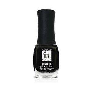 Barielle Jet (A Basic Jet Black) - Protect+ Nail Color w/ Prosina