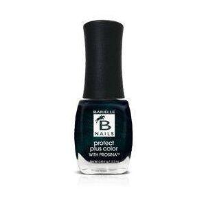 Barielle Blackened Bleu (A Black w/ Sapphire Sparkle) - Protect+ Nail Color w/ Prosina