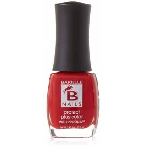 Barielle Dinner at 8 (Plum Red Rose) - Protect+ Nail Color w/ Prosina