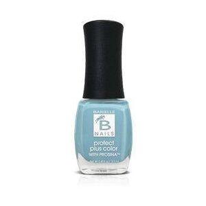Barielle Swizzle Stix (A Pastel Creme Blue) - Protect+ Nail Color w/ Prosina