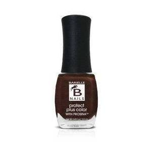 Barielle Harley D (An Iridescent Brown With Shimmer) - Protect+ Nail Color w/ Prosina